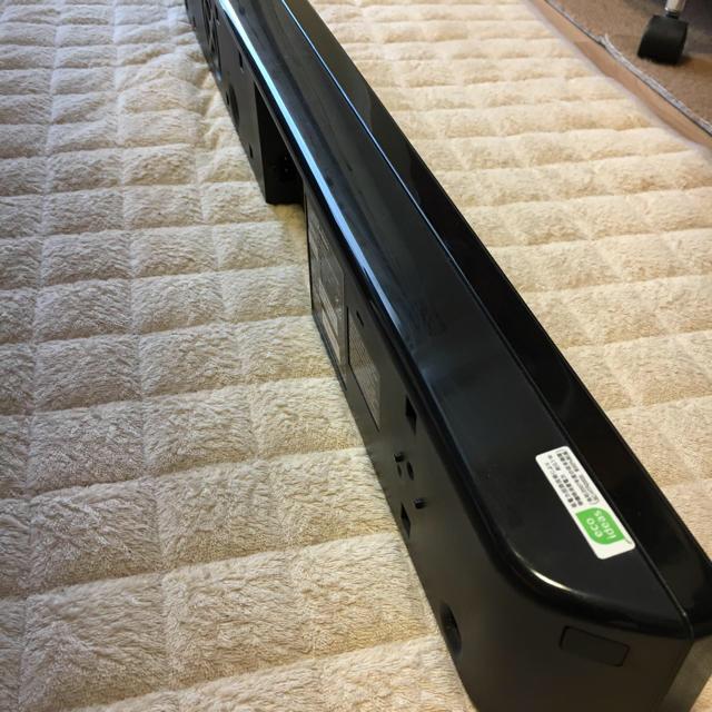 Panasonic(パナソニック)のSCーHTB10ーK ホームシアターオーディオシステム スマホ/家電/カメラのオーディオ機器(スピーカー)の商品写真