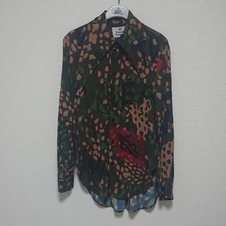 Vivienne Westwood - ヴィヴィアンウエストウッド カモフラージュシャツ