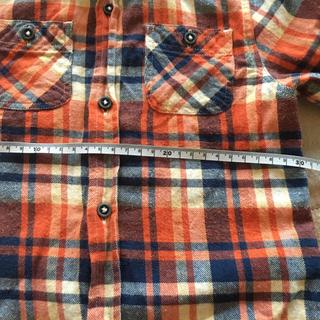 ザラキッズ(ZARA KIDS)のザラ襟付きシャツ 確認用(ブラウス)