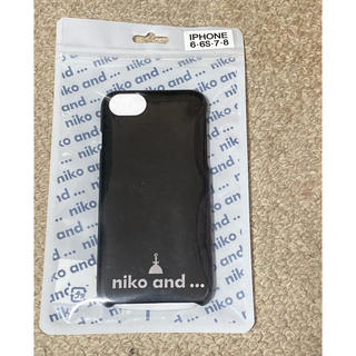 ニコアンド(niko and...)のniko and...iphoneケース(iPhoneケース)