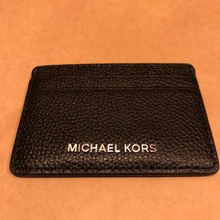 Michael Kors - マイケルコース カードケース パスケース
