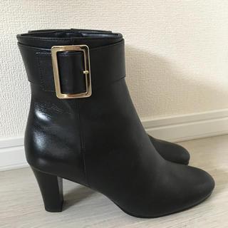 ベルメゾン - 新品 未使用 ブラック ショート ブーツ ベネビス
