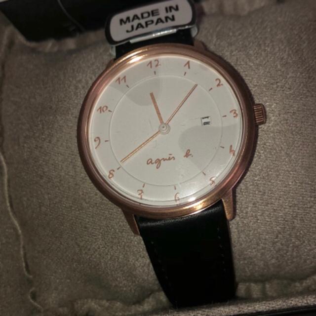 agnes b.(アニエスベー)のagnes b. レディース 腕時計 レディースのファッション小物(腕時計)の商品写真