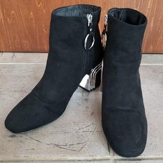 ベルシュカ(Bershka)のBershka ショートブーツsize39 ブラック(ブーツ)