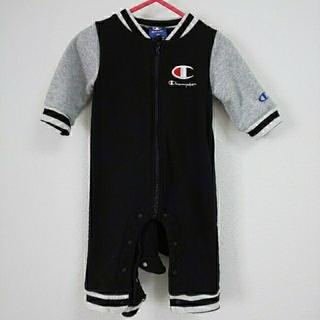 チャンピオン(Champion)のChampion ジャンプスーツ 70サイズ(ジャケット/コート)