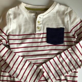 ボーデン(Boden)の長袖 mini Boden 4-5歳 ボーイズ(Tシャツ/カットソー)