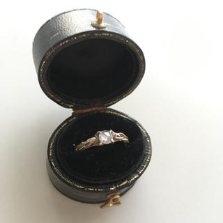 アンティークのダイアリング(リング(指輪))