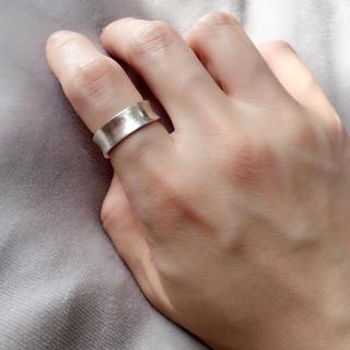 シルバーマットリング(リング(指輪))