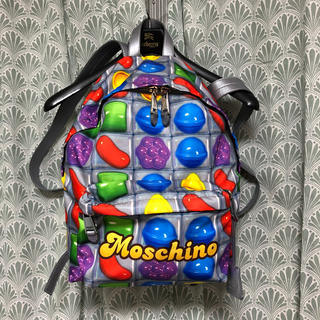 モスキーノ(MOSCHINO)のMOSCHINO リュック キャンディークラッシュ コラボ(リュック/バックパック)