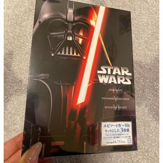 スター・ウォーズ オリジナル・トリロジー DVD-BOX<3枚組>【初回生産限定