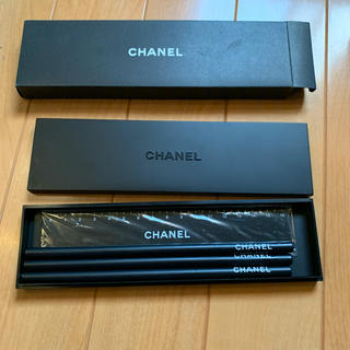 CHANEL - シャネル 鉛筆 ケース 定規 正規品