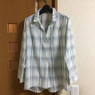 テチチ(Techichi)のスキッパーシャツ  テチチ (シャツ/ブラウス(長袖/七分))