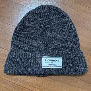 コロンビア(Columbia)の【12/6削除】コロンビア ニット帽(ニット帽/ビーニー)