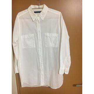メゾンドリーファー(Maison de Reefur)のMAISON DE REEFUR 白シャツ エコバッグおまけ(シャツ/ブラウス(長袖/七分))