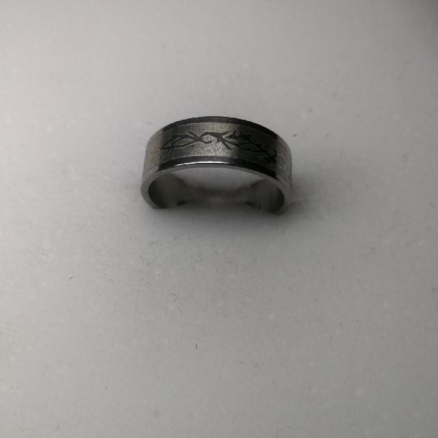 新品 ファッションリング 18号 rb28 メンズのアクセサリー(リング(指輪))の商品写真