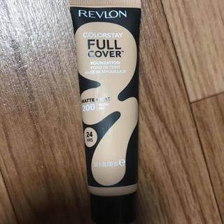 レブロン(REVLON)の未使用 レブロン カラーステイ フルカバー 200(ファンデーション)