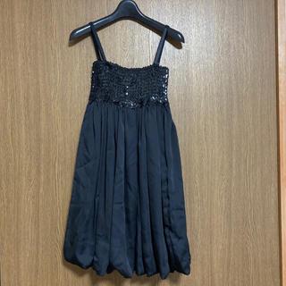 ワンウェイ(one*way)のスパンコールドレス♡(ドレス/フォーマル)