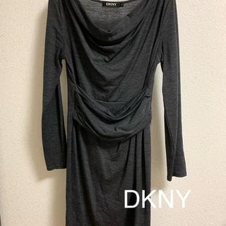ダナキャランニューヨーク(DKNY)のDKNY ワンピース サイズS(ひざ丈ワンピース)