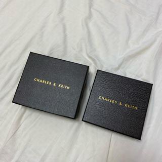 チャールズアンドキース(Charles and Keith)のチャールズアンドキース 空箱(ショルダーバッグ)