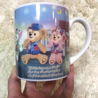 ディズニー(Disney)のダッフィマグカップ(キャラクターグッズ)