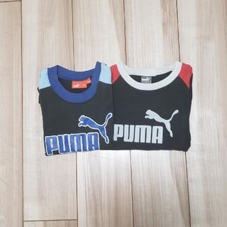 プーマ(PUMA)のプーマ 長袖シャツ&ノースリーブ 130㎝(Tシャツ/カットソー)