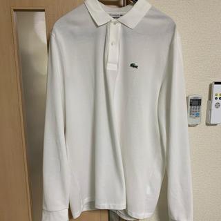LACOSTE - LACOSTE ポロシャツ 長袖