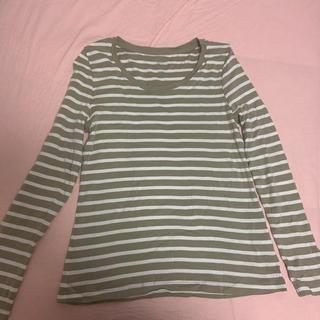 ジーユー(GU)のGU Tシャツ(Tシャツ(長袖/七分))