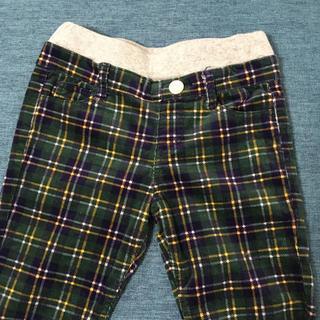 エムピーエス(MPS)の子ども服 長ズボン パンツ チェック柄 サイズ140 MPS(パンツ/スパッツ)