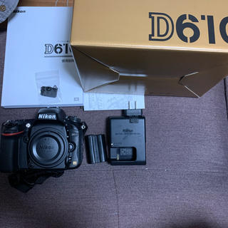 Nikon - Nikon D610 美品