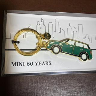 BMW - 【非売品】MINI 60周年記念キーホルダー