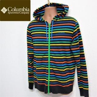 コロンビア(Columbia)のコロンビア◇マクルーハンジップアップパーカー◇PM9027(パーカー)