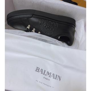 バルマン(BALMAIN)のバルマン 靴(スニーカー)