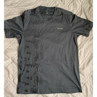 Reebok - Reebok トレーニングシャツ グレー リーボック LESMILS