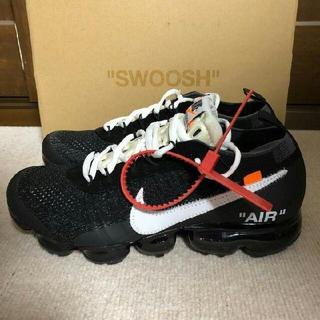 OFF-WHITE - 26.5 Off-White AIR VAPORMAX FLYKNIT