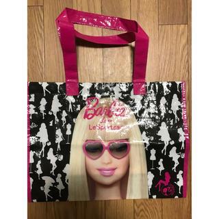 Barbie - バービー Barbie ショッピングバッグ レスポートサック コラボ