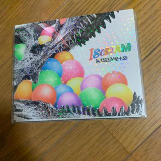 Kis-My-Ft2 - I SCREAM (完全生産限定 4cups盤 2CD+2DVD)