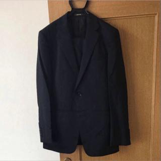 コムサメン(COMME CA MEN)のコムサメンプラチナ スーツ・シューズセット(セットアップ)