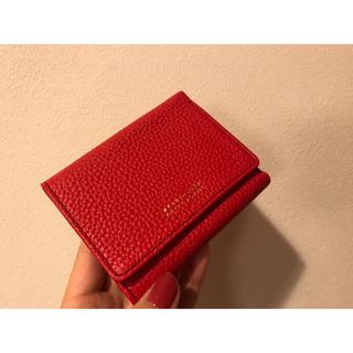 マッキントッシュフィロソフィー(MACKINTOSH PHILOSOPHY)の(値下げしました)マッキントッシュフィロソフィー 牛革 二つ折り財布(財布)