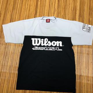 ウィルソン(wilson)のウィルソン 半袖スポーツTシャツ トレーニングウェア(ウェア)