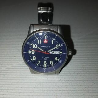 ウェンガー(Wenger)のウェンガー デイデイト 時計(腕時計(アナログ))
