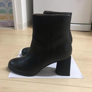 カンペール(CAMPER)のカンペールの靴(美品)(ブーツ)