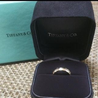 ティファニー(Tiffany & Co.)のTIFFANY ストリーメリカ ダイヤ20石(リング(指輪))