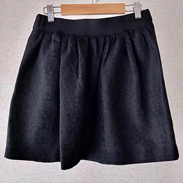 LOWRYS FARM(ローリーズファーム)のローリーズファーム  タイトスカート  ミニスカート  ブラック レディースのスカート(ミニスカート)の商品写真