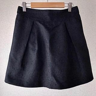 ローリーズファーム  タイトスカート  ミニスカート  ブラック