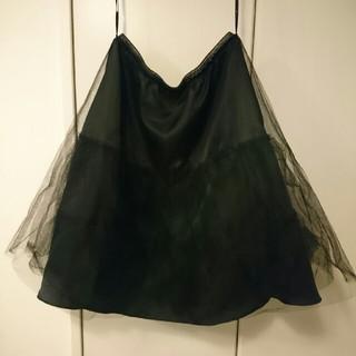 キャサリンコテージ(Catherine Cottage)のパニエ 大人用 黒 ドレス パーティー コスプレ(コスプレ)