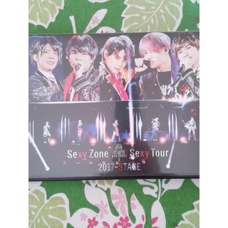 セクシー ゾーン(Sexy Zone)のSexy Zone Presents Sexy Tour ~ STAGE DVD(アイドル)