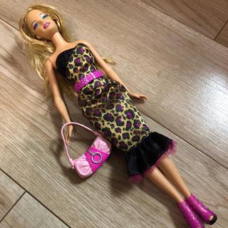Barbie - バービー人形 服 カバン 靴 ベルト セット売り