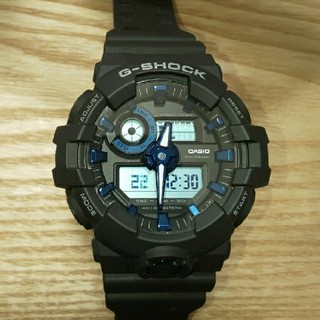G-SHOCK - CASIO  G-SHOCK  GA-710B 美品