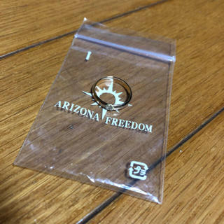 アリゾナフリーダム(ARIZONA FREEDOM)の⭐️ヨッピ様専用⭐️ ARIZONA FREEDOM オーダーリング(リング(指輪))