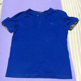 バーバリーブルーレーベル(BURBERRY BLUE LABEL)のバーバリー ブルーレーベル シャツ(Tシャツ/カットソー(半袖/袖なし))
